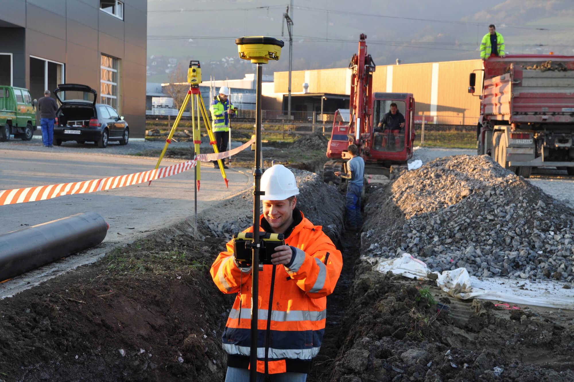 RTK Surveying