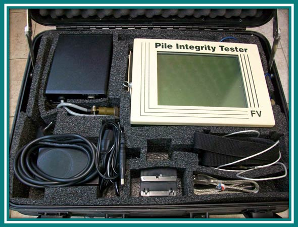 pile integrity testing