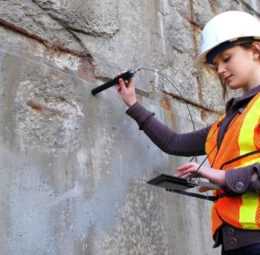 reinforcement corrosion mapping