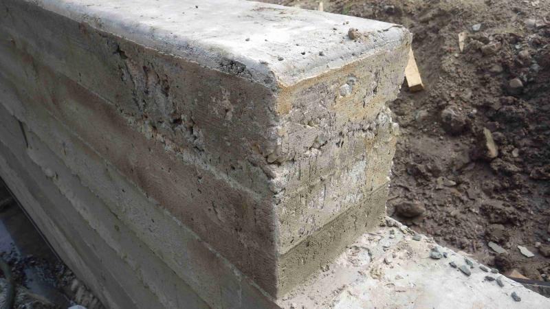 concrete honeycombing problems