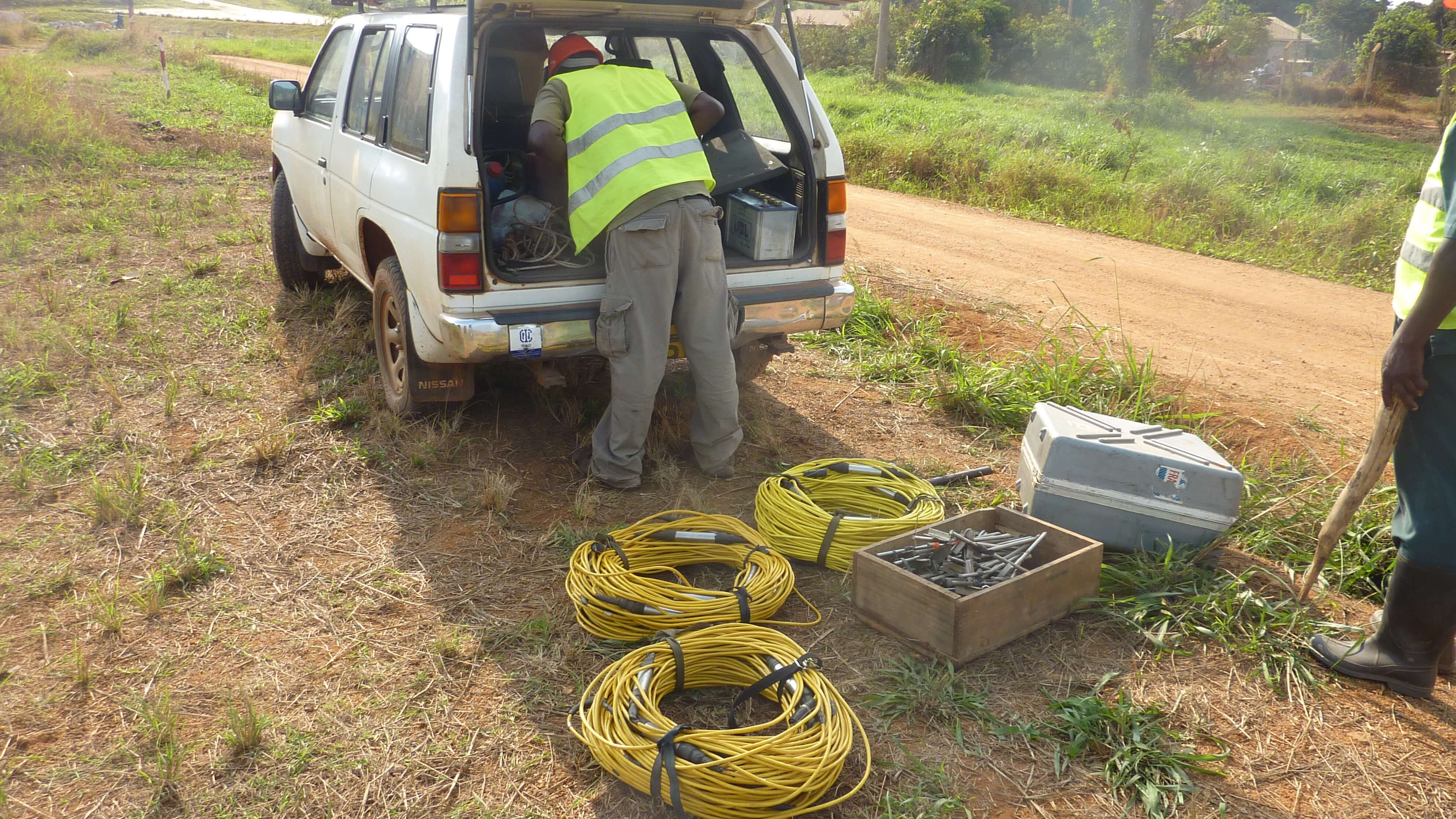 Hire a field technician